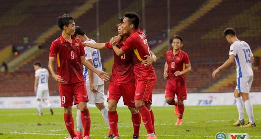 TRỰC TIẾP Bóng đá nam SEA Games 29, Bảng B: U22 Thái Lan 0-0 U22 Việt Nam: Xà ngang cứu thua cho U22 Việt Nam
