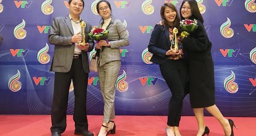 Ê-kíp sản xuất Điều ước thứ 7 ẵm 2 giải Vàng tại Liên hoan Truyền hình toàn quốc lần thứ 37