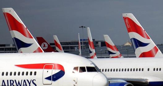 British Airways hủy mọi chuyến bay vì gặp sự cố máy tính nghiêm trọng