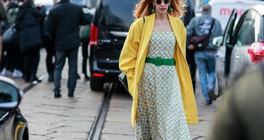 Ở những kinh đô thời trang châu Âu, người ta mặc thế nào khi giao mùa?