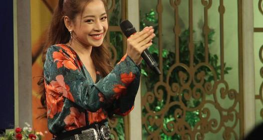 Giữa bão tranh cãi, Chi Pu tự tin hát live Cho ta gần nhau trên sóng VTV