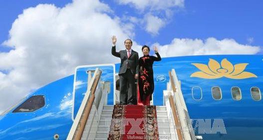 Việt Nam và Nga hướng tới kim ngạch thương mại 10 tỷ USD