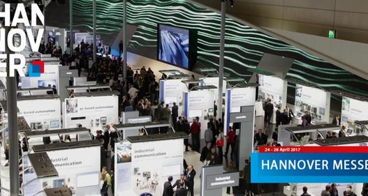 Hàng loạt sáng tạo ICT được giới thiệu tại Triển lãm Hannover MESSE 2017