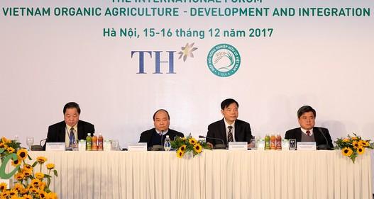 Chính phủ sẽ có chính sách mới về nông nghiệp hữu cơ