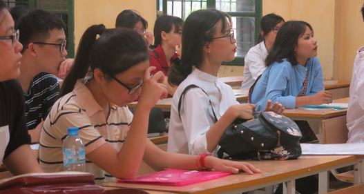 Bộ Giáo dục và Đào tạo công bố mẫu đề thi THPT mới