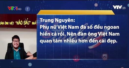 Đàn ông Việt có xu hướng háo sắc?