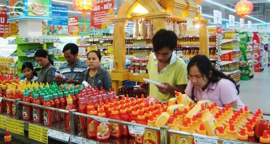 Doanh nghiệp Việt hối hả chuẩn bị hàng phục vụ Tết Nguyên đán