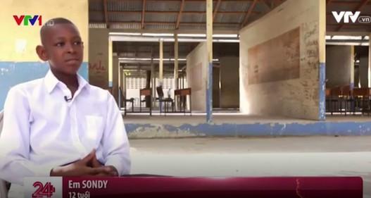 Nhiều trẻ em tại Haiti bị đánh đập khi vào trại trẻ mồ côi