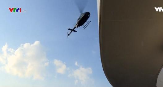 Dịch vụ taxi trực thăng tại Brazil