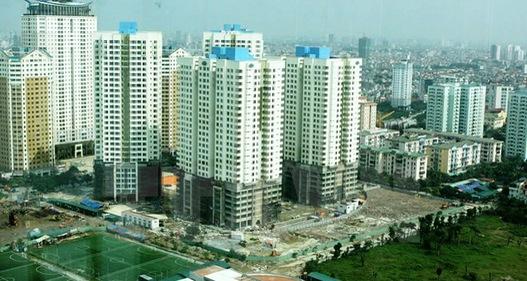 Hà Nội khan hiếm chung cư giá rẻ