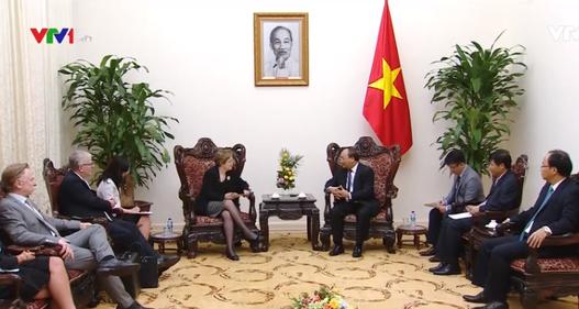 Thủ tướng đánh giá cao vốn ODA Australia dành cho Việt Nam