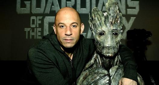 """Vin Diesel """"trưởng thành"""" cùng Groot trong Vệ binh dải Ngân hà 2"""
