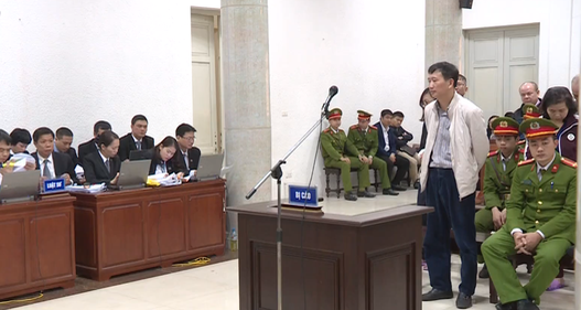 Xét xử Trịnh Xuân Thanh và đồng phạm trong vụ tham ô tại Công ty PVP Land