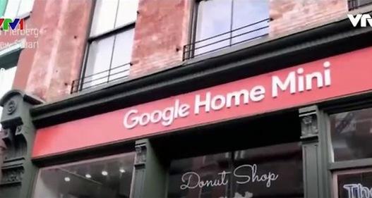 Google mở cửa hàng bánh ngọt để quảng bá sản phẩm