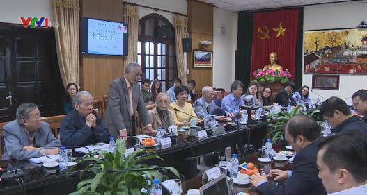 Bộ Ngoại giao gặp mặt kỷ niệm 45 năm ngày ký Hiệp định Paris