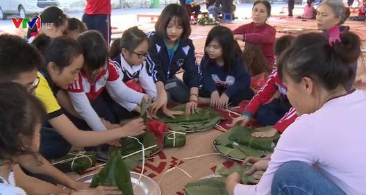 Tết Việt ở Hoàng thành Thăng Long