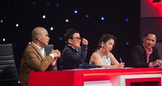 Ban Nhạc Việt - Tập 11: Phương Uyên thách đấu 2 ban nhạc của Mỹ Linh chơi rock