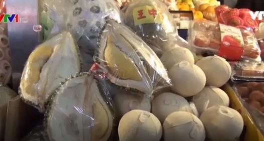 Trái cây nhiệt đới được bán giá cao tại Trung Quốc