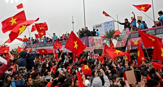 Hình ảnh ấn tượng nhất tuần: Biển người chào đón U23 Việt Nam ngày trở về