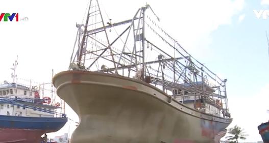 Bình Định hoàn thành việc sửa chữa tàu cá theo Nghị định 67