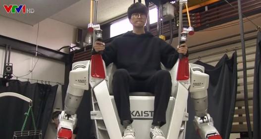 Hàn Quốc ra mắt robot cứu hộ, hỗ trợ người khuyết tật