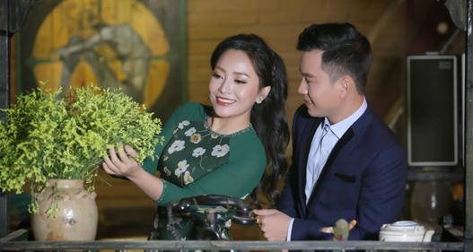 """Bạch Trà - Thanh Tài: Sao mai là """"bà mối"""" se duyên chúng tôi"""