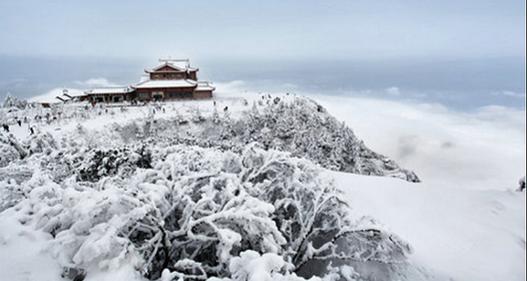 Những vùng núi băng tuyết tuyệt đẹp tại Trung Quốc