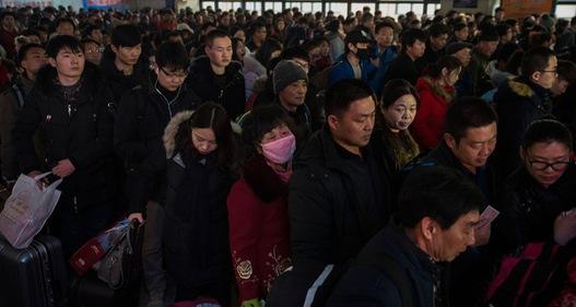 Trung Quốc chuẩn bị cho đợt cao điểm giao thông dịp Tết