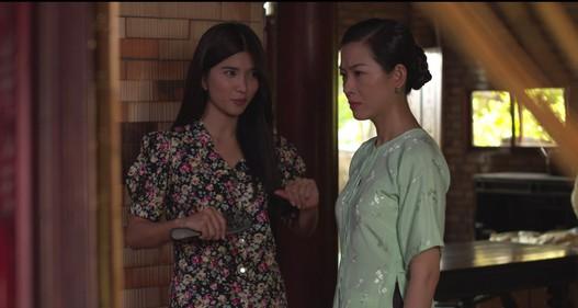 Phim Mộng phù hoa - Tập 3: Ba Trang (Kim Tuyến) tiếp tục bị cha dượng giở trò