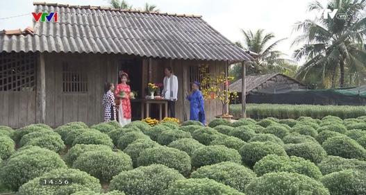 Phim Tết Con hảo hán, tía không ngán: Trân trọng tình làng nghĩa xóm, sự gắn kết gia đình