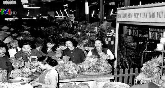 Nhìn lại Tết ở Hà Nội những năm trước đổi mới