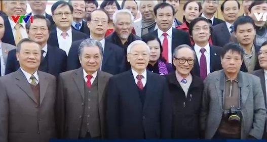 Tổng Bí thư Nguyễn Phú Trọng: Trí thức, văn nghệ sỹ là hiền tài, nguyên khí quốc gia