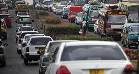 Ứng dụng kết nối người đi đường - Giải pháp giao thông thông minh tại Kenya