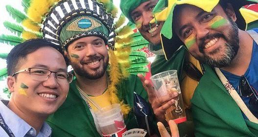 VTV: Thêm một mùa World Cup thành công!
