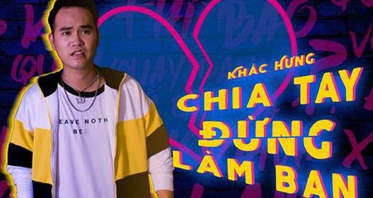 Khắc Hưng lần đầu làm ca sĩ trong MV mới