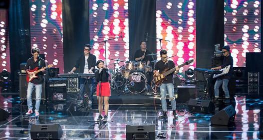 Hát hit của Sobin Hoàng Sơn, Jazz Glory lọt top 8 Ban nhạc Việt thuyết phục