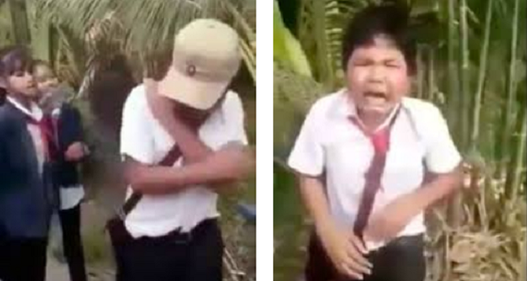 Vĩnh Long: Nam sinh bị nhóm nữ sinh đánh hội đồng, quay clip tung lên mạng