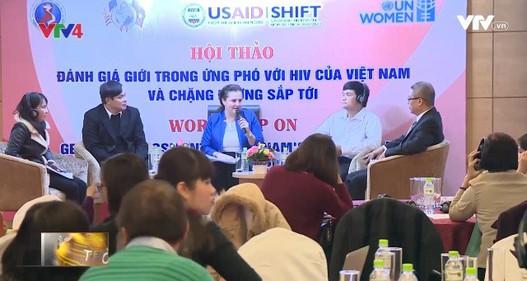 Ứng phó với HIV tại Việt Nam nhìn từ góc độ giới