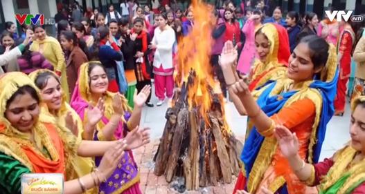 Độc đáo lễ hội Lohri - lễ mừng được mùa tại Ấn Độ