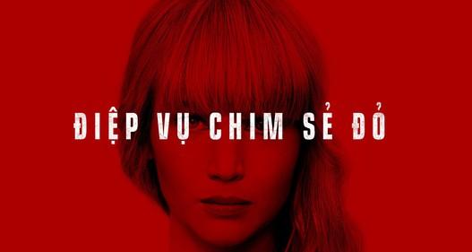 Jennifer Lawrence hóa điệp viên gợi cảm trong phim Red Sparrow