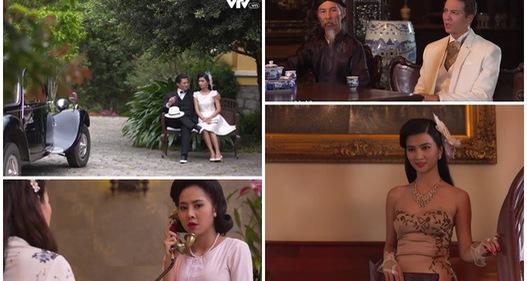 Phim mới Mộng phù hoa hứa hẹn gây ấn tượng từ loạt trang phục bắt mắt của các diễn viên