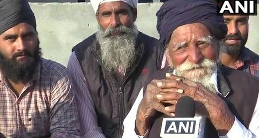 Bí quyết sống lâu của cụ ông 114 tuổi ở Ấn Độ