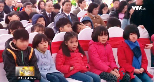 30 năm Làng trẻ em SOS Việt Nam - Mái ấm yêu thương của trẻ