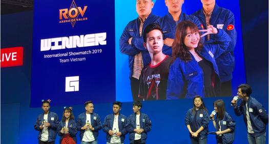 Hàng loạt hot Gaming Creator Việt tham gia sự kiện Game và Công nghệ tầm cỡ khu vực Thailand Game Show 2019