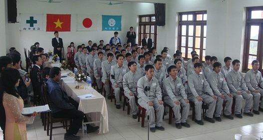 Nhật Bản là thị trường lao động trọng tâm của Việt Nam