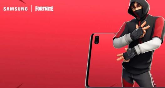 """Đặt trước Galaxy S10+ để nhận skin """"độc"""" trong Fortnite"""
