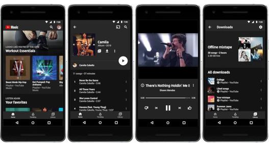 YouTube Music thêm tùy chọn chơi nhạc từ điện thoại