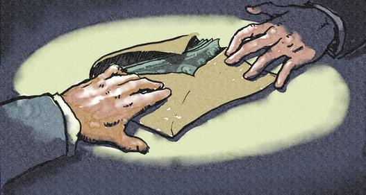 """Người chống tham nhũng lại đi tham nhũng: Nỗi ám ảnh thanh tra đi liền """"thank you""""!"""