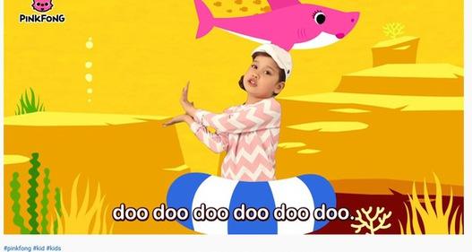 """""""Hạ gục"""" Despacito, Baby Shark trở thành video có lượt xem cao nhất YouTube"""