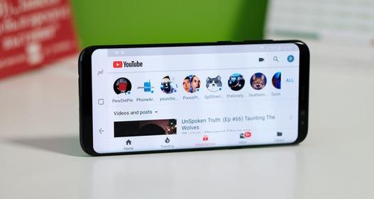 Ứng dụng YouTube thêm tab mới trên Android và iOS